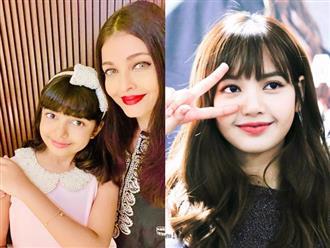 """Ngắm ảnh gia đình Hoa hậu đẹp nhất thế giới, netizen bỗng tìm ra """"chị em thất lạc"""" của Lisa (BLACKPINK)?"""