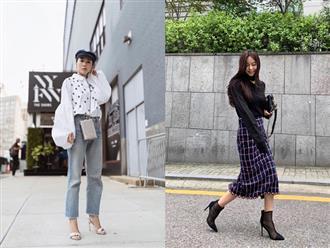 Ngắm ngay street style Châu Á tuần này để lên đồ cho mùa Thu/Đông năm nay