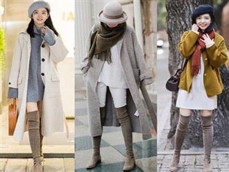 Ngày thu đông, cứ học theo hot blogger thời trang này là 'auto' xinh đẹp và sành điệu hết nấc