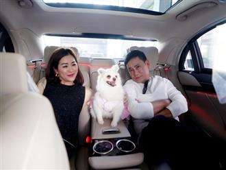 Nghệ sĩ hài lấy chồng hơn 20 tuổi có cơ ngơi hoành tráng, xây biệt thự triệu đô ở Đà Lạt