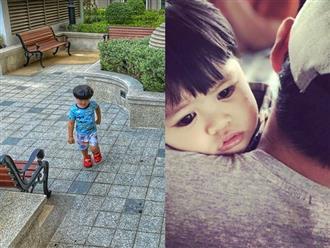 Nghẹn ngào gửi lời tình cảm đến Louis, Thanh Bình bị trách: 'Tại sao là cha mẹ mà không cho con một niềm vui… trọn vẹn'