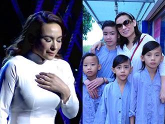 Nghẹn ngào khi biết nguyên nhân thực sự khiến Phi Nhung liên tục nhận con nuôi