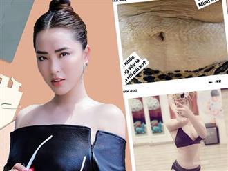 Ngỡ ngàng màn lột xác body ngoạn mục của Hải Băng: Từ bụng rạn đáng xót xa đến vòng eo siêu nuột không tì vết