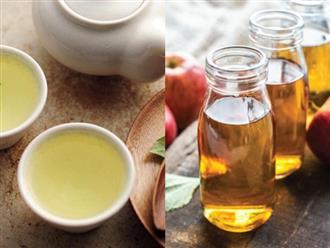 Ngoài các loại mỹ phẩm chống lão hóa, công cuộc chống già của các chị em không thể thiếu 10 loại đồ uống này