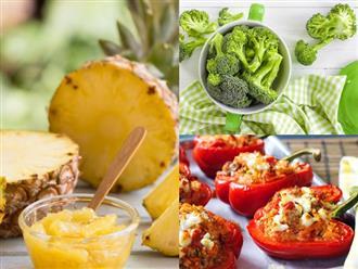 Ngoài cam, chanh còn có cả list thực phẩm giàu vitamin C không kém để bổ sung cho cơ thể