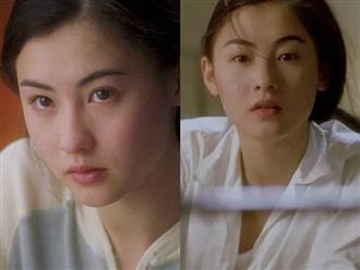 Người hâm mộ 'phát hờn' với nhan sắc thời trẻ của Trương Bá Chi, mỹ nhân đẹp nhất Hồng Kông là đây chứ đâu