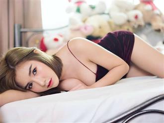 Người mẫu Thái Lan chết trong thang máy