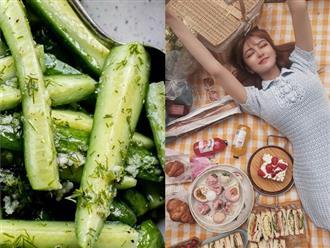 Người Nhật ăn 3 loại thực phẩm này trước mỗi bữa ăn cũng có thể giảm 9kg, 9cm vòng eo trong 30 ngày