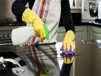 Người phụ nữ tử vong sau 2 tiếng dọn bếp, nhiều người sẽ giật mình về thói quen dọn nhà