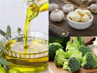 Người yếu thận nên chăm ăn những loại thực phẩm này để giúp thận luôn khỏe mạnh