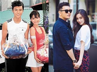 Nguyên nhân khiến Angela Baby và Trần Vỹ Đình đường ai nấy đi, Huỳnh Hiểu Minh có phải 'kẻ thứ 3'?