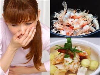 Nhà nào hay ăn tôm thì phải đọc ngay bài viết này kẻo mắc sai lầm hại sức khỏe