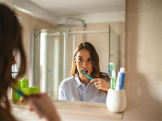 Nha sĩ Mỹ bật mí: Muốn da mặt không bị tổn thương và nổi nhiều mụn thì cần làm điều này ngay sau khi đánh răng