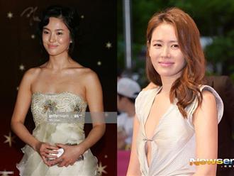 Nhan sắc mỹ miều như Song Hye Kyo, Son Ye Jin... cũng có khoảnh khắc tuột dốc không phanh vì phấn son, váy áo