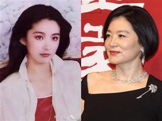"""Nhan sắc tuổi U70 của """"đệ nhất mỹ nhân"""" khiến Châu Tinh Trì ngưỡng mộ, mê mẩn"""