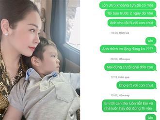 Nhật Kim Anh đau khổ khi bị nhà chồng đuổi về không cho gặp con, sao Việt đồng loạt an ủi