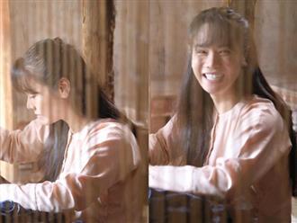 Nhật Kim Anh trẻ đẹp rạng rỡ trên phim trường chỉ nhờ đổi kiểu tóc, chị em mau ùa vào học hỏi!