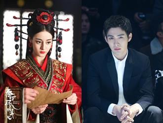 Nhiệt Ba bị khui tin hẹn hò, phim giả tình thật với Đông Hoa của Tam Sinh Tam Thế?