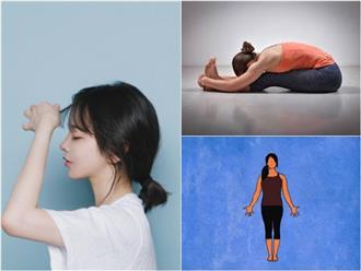 Những bài tập yoga đơn giản tại nhà giúp tăng cường trí nhớ cho hội 'não cá vàng'
