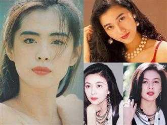 Những 'báu vật nhan sắc' Hong Kong không thể lật đổ: Người là hoa hậu đẹp nhất lịch sử, kẻ lại khiến Lưu Đức Hoa mê mệt