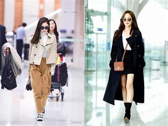 Những cách diện trench coat thanh lịch cá tính từ các kiều nữ Hàn dành cho nàng công sở ngoài 30
