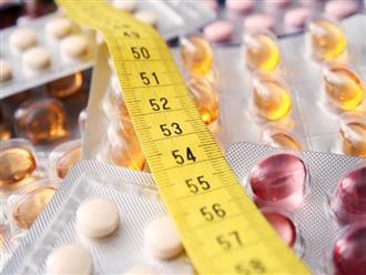 Những cách giảm cân phản khoa học, thậm chí còn gây tổn hại sức khỏe nghiêm trọng