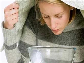 Những cách trị nghẹt mũi đơn giản, hiệu quả không cần dùng thuốc