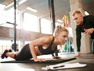 Những điều chị em cần lưu ý khi tập gym trong mùa nắng nóng