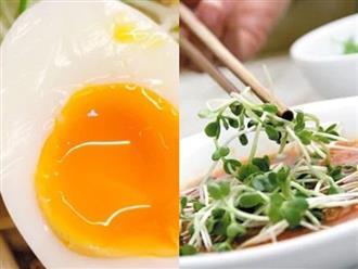 Những loại thực phẩm dễ gây độc tố nếu không được nấu chín