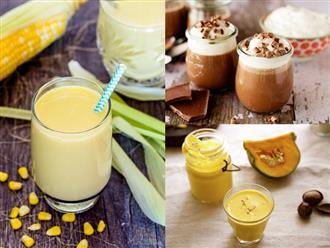 Những loại thức uống giúp tăng cân nhanh chóng, hội 'gầy kinh niên' hãy bổ sung ngay vào thực đơn dinh dưỡng