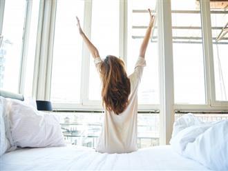 Những lợi ích bất ngờ của việc đi ngủ không dùng gối