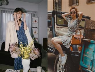 Những nàng sành điệu từ Á sang Âu đều đang diện một mẫu váy rất nhã và tôn dáng, bạn còn chờ gì mà không học tập?