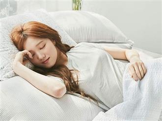 Những 'ngày đèn đỏ' cứ nằm ngủ theo tư thế này, chẳng lo đau bụng lại còn ngon giấc tới sáng