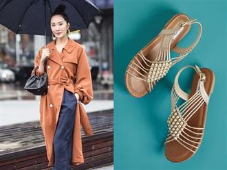 Những quy tắc thời trang khi diện đồ ngày mưa