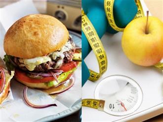 Những sai lầm khiến cân nặng sau giảm cấp tốc lại tăng vèo vèo