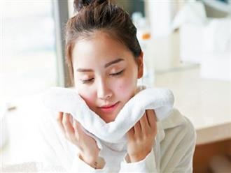 Những thói quen rửa mặt cần phải sửa ngay và luôn nếu muốn bảo vệ da tốt hơn