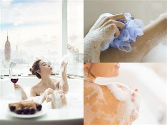 Những thói quen tắm gội hầu hết mọi người đều mắc phải khiến sức khỏe ngày càng sa sút, làn da tổn thương nặng nề