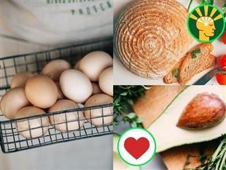 Những thực phẩm nhất định phải mua khi đi siêu thị để cả nhà không lo bệnh tật