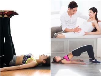 Những tư thế yoga cực đơn giản tại nhà giúp tăng khả năng thụ thai, chị em không thể bỏ qua