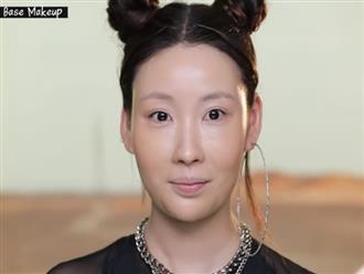 Nổi da gà trước màn hóa trang tài tình của 'phù thủy make up' xứ Hàn, chỉ vài đường cọ đã biến thành nữ hoàng Kpop Lee Hyori