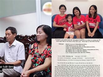 NÓNG: Bảo mẫu của con gái Mai Phương quyết kiện ngược bố mẹ cố diễn viên và luật sư, công khai đăng đàn đấu tố