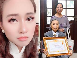 NSƯT Ngọc Hướng - bố của ca sĩ Khánh Linh qua đời, sao Việt đồng loạt gửi lời chia buồn
