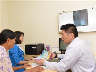 Nữ bệnh nhân nằm liệt giường, nhiễm trùng máu toàn thân vì tùy tiện làm việc này chữa đau khớp
