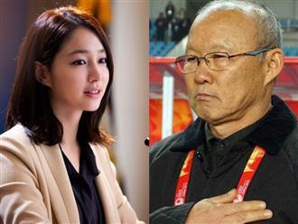 Nữ diễn viên Lee Min Jung bất ngờ nhắc đến HLV Park Hang Seo và đội tuyển Việt Nam ngay trên trang cá nhân