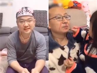 Ở nhà chăm con gái, các ông bố bị mang ra làm mẫu 'họa mặt' khiến dân mạng cười ngất