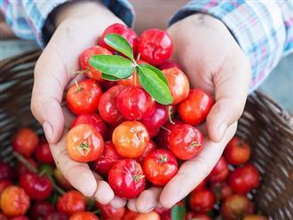 """Ở Việt Nam có 1 loại quả rất rẻ được phương Tây xem là """"thần dược"""" vì công dụng giữ dáng, đẹp da"""
