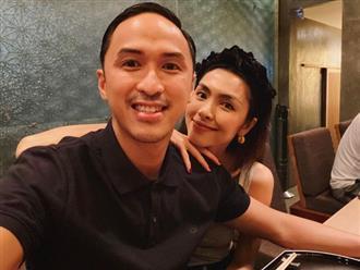 Ông xã Tăng Thanh Hà đăng ảnh hẹn hò kỷ niệm 8 năm ngày cưới, tiết lộ món quà đặc biệt được vợ tặng
