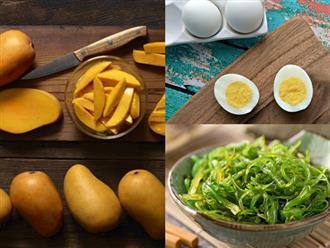 Giới chuyên gia công bố 6 loại thực phẩm cần thiết cho tóc mọc dày, mọc nhiều và ngày càng chắc khỏe