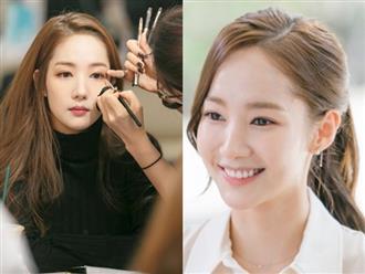 Park Min Young chia sẻ các bước trang điểm nhẹ nhàng, để da trắng đẹp tự nhiên