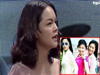 Phạm Quỳnh Anh nghẹn ngào rơi nước mắt khi nhớ về kỷ niệm cùng H.A.T